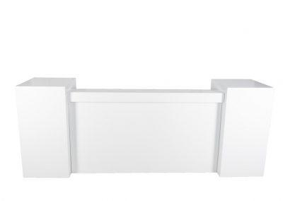 Medium witte bar